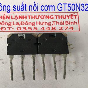 GT50N321 công suất nồi cơm điện nội địa toshiba, panasonic, national, tger, mitsubishi, Zojirushi, sanyo, sharp..v..v.v...